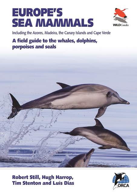Europes Sea Mammals front cover